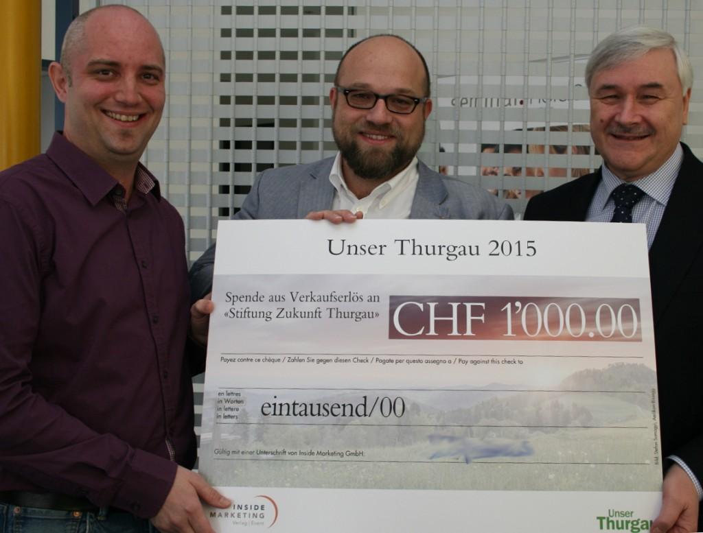 Check 2015 Stiftung Zukunft Thurgau
